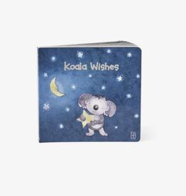 Elegant Baby Koala Wishes Board Book