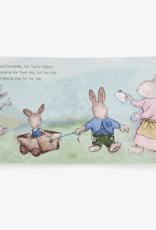 Elegant Baby The Quiet Bunny Board Book