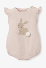Elegant Baby Bunny Baby Bubble, Warm Blush