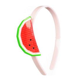 Lillies&Roses Watermelon Headband Pink