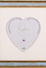 Galassi 3x3 Heart Mat Frame