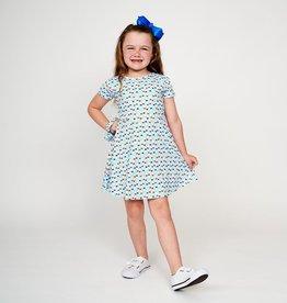 Bon Temps Snowball Charlotte Dress