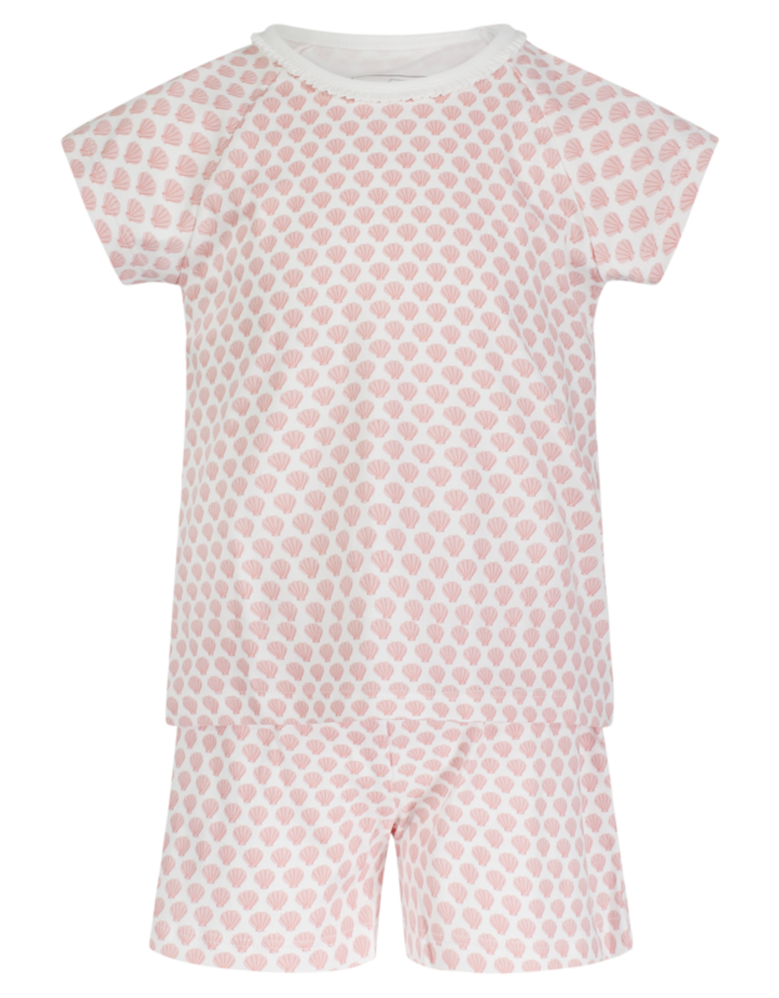 Lila and Hayes Emery Short Set