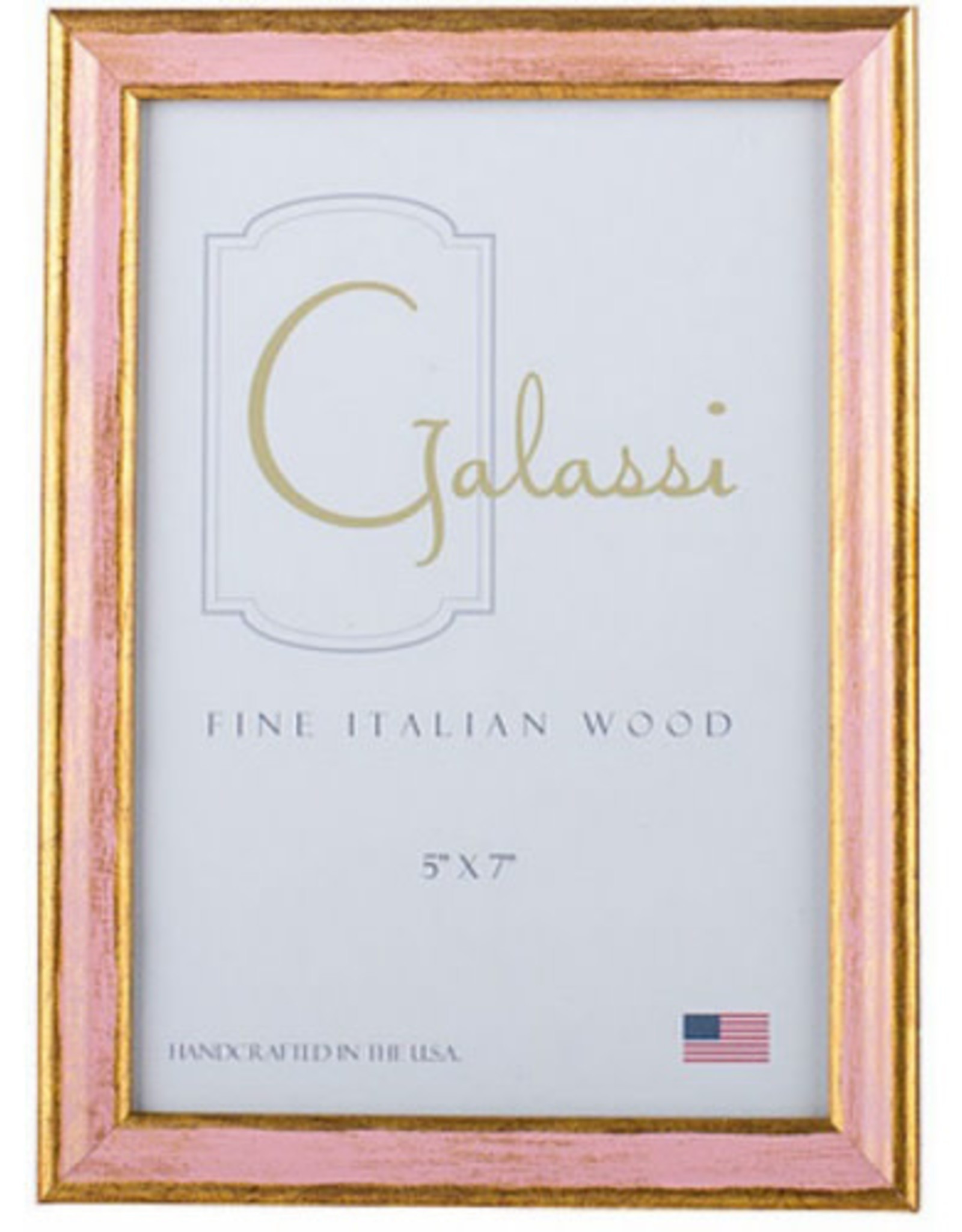 Galassi Gold Wooden Frames
