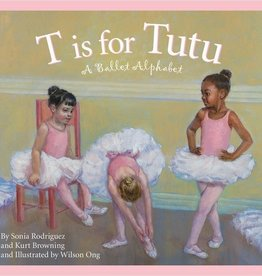T is for Tutu