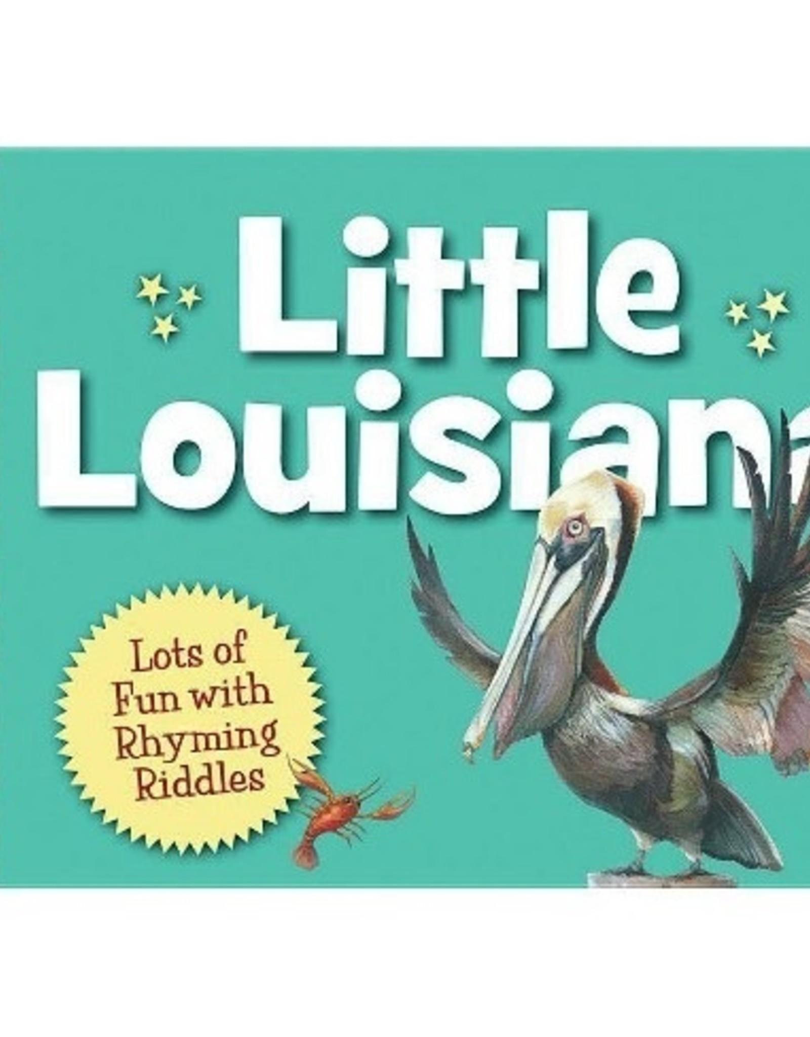 """""""Little Louisiana"""" Board Book"""