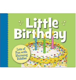 """Little Birthday"" Board Book"