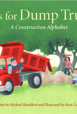 """""""D is for Dump Truck"""" Board Book"""