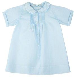 Feltman Brothers Boy's Dot Folded Daygown Blue