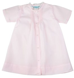 Feltman Brothers Girls Embroidered Folded Daygown Pink