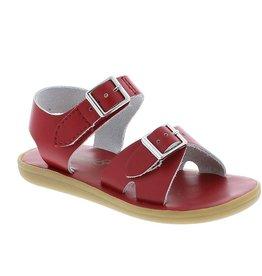 Footmates Tide Apple Red