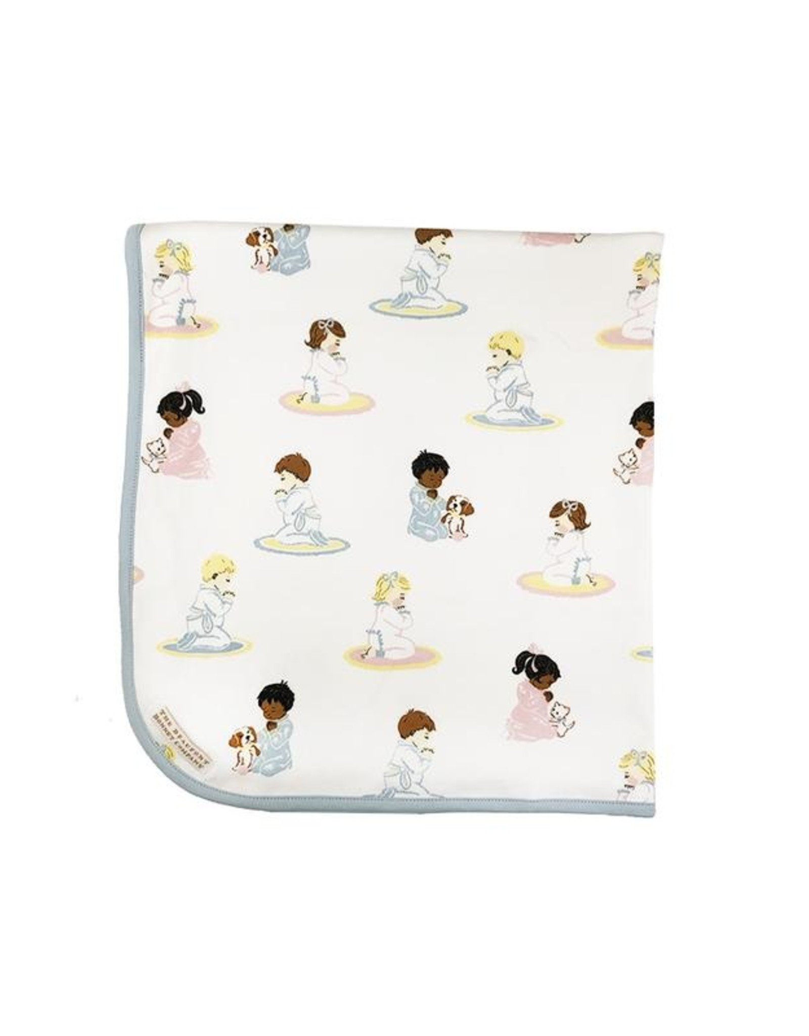 The Beaufort Bonnet Company Patience & Prayer Buggy Blanket