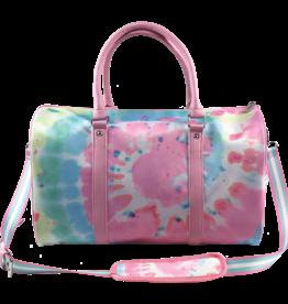 Iscream Swirl Tie Dye Weekender Bag