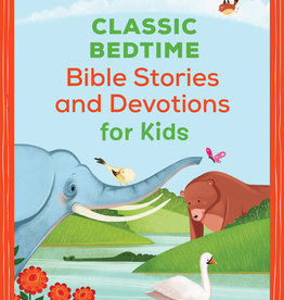 Classic Bedtime Bible Stories & Devotions for Kids