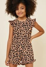 Hayden Los Angeles Leopard Romper