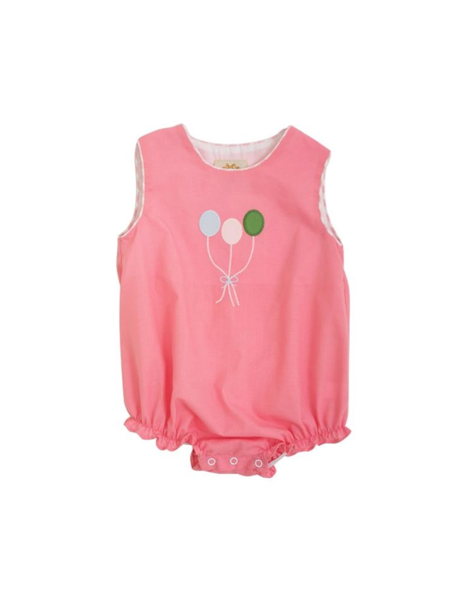 The Beaufort Bonnet Company Brooksy Bubble Balloon Applique, Hamptons Hot Pink