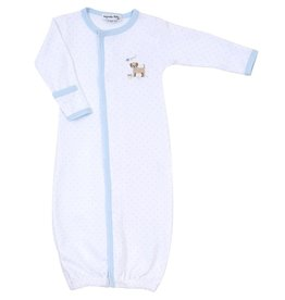 Magnolia Baby Tiny Puppy Embroidered Converter