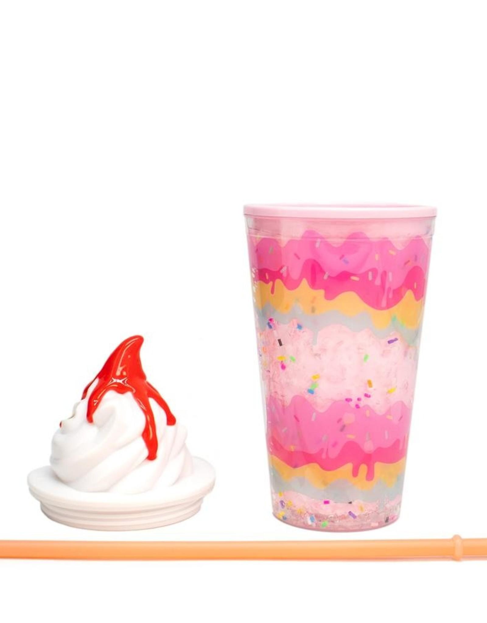 Bewaltz Layered Soft Serve Ice Cream Tumbler