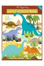 The Piggy Story Inc. Dinosaur World Little Activity Book