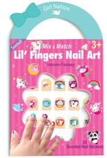 The Piggy Story Inc. Lil' Fingers Nail Art