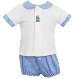 Petit Bebe Golf Bag Boy's Diaper Set