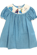 Anavini Ice Princesses Bishop W/ Insert Turquoise Check