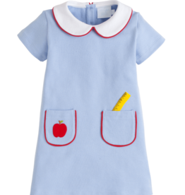 Little English School Days Libby Dress
