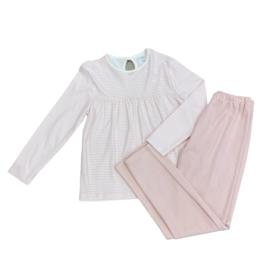 Babidu Pink Stripe Set