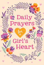 Daily Prayers For A Girl's Heart