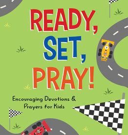 Ready, Set, Pray!