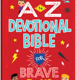 The A To Z Devotional For Brave Boys