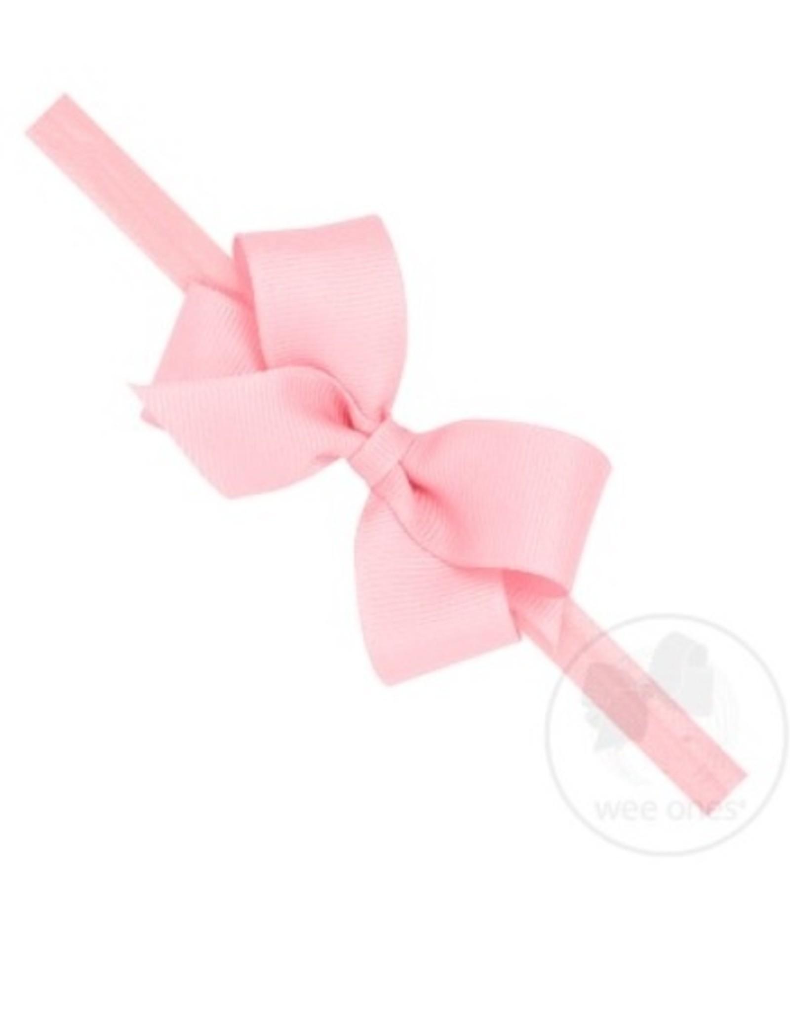 WeeOnes Mini Bow Headband