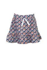 The Proper Peony Apple Plaid Pima Skirt