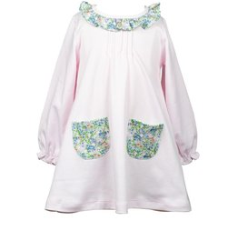 The Proper Peony Fall Florals Pima Aline Dress