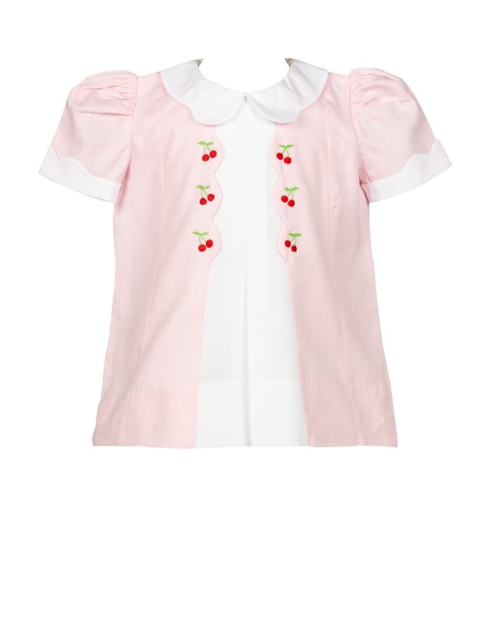 The Proper Peony Clara Cherry Dress