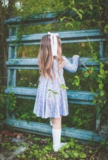 The Proper Peony Pumpkin Patch Pima Twirl Dress
