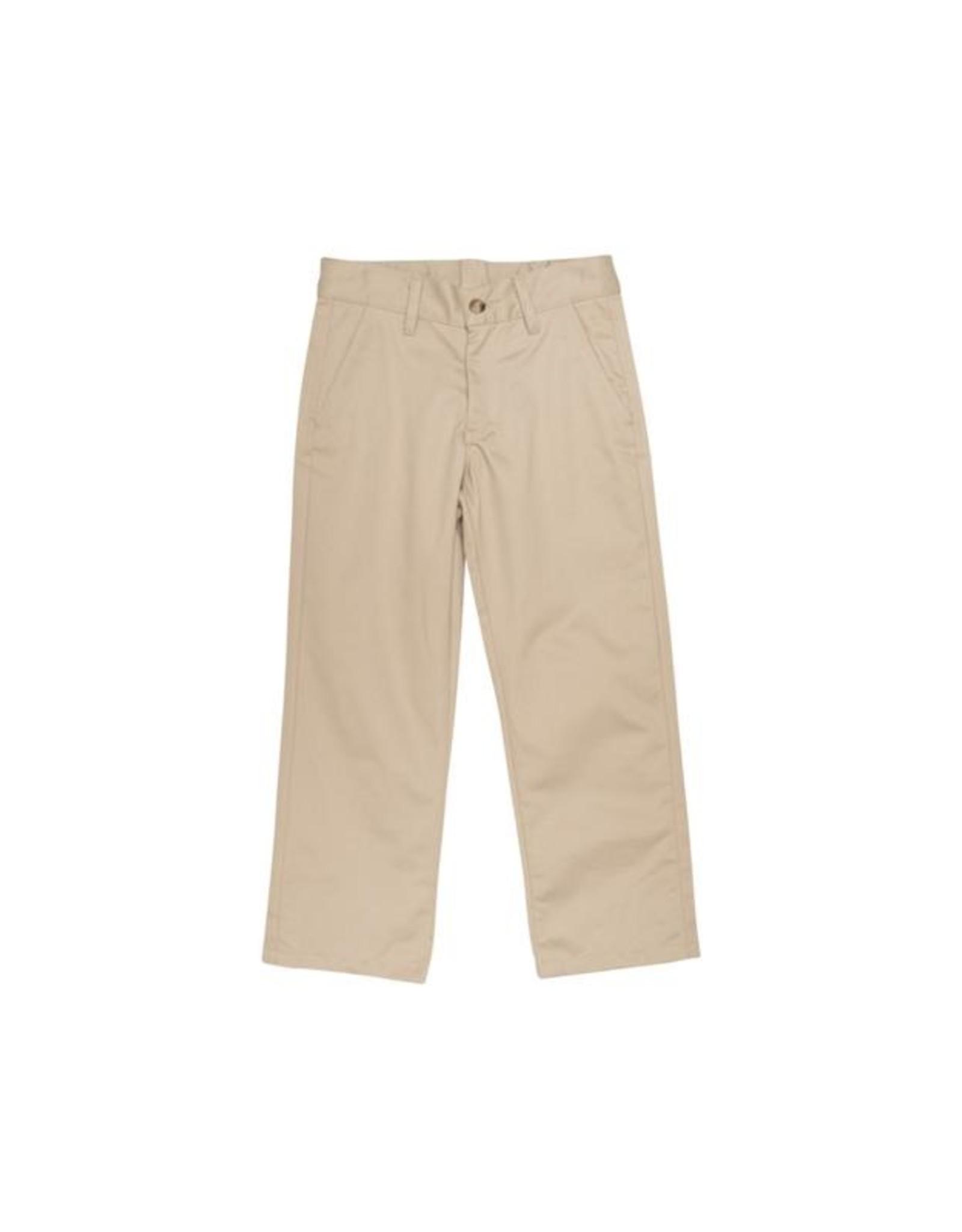 The Beaufort Bonnet Company Prep School Pants Keeneland Khaki Twill