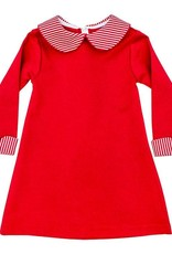 The Bailey Boys Red Knit Dress