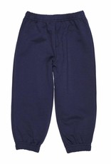 Florence Eiseman Navy French Terry Jogger