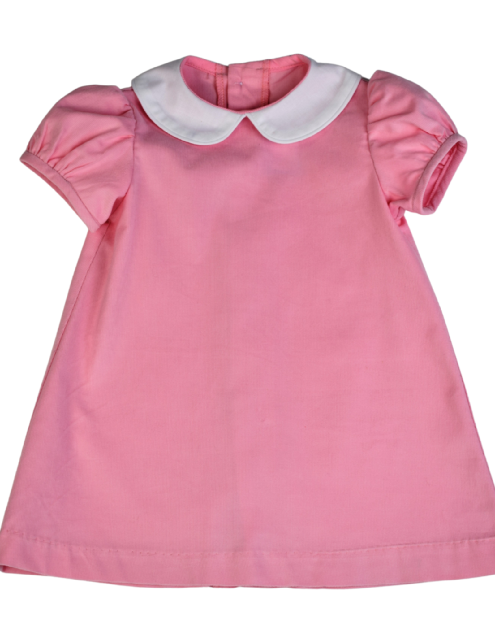 Color Works Pink Corduroy Float Dress