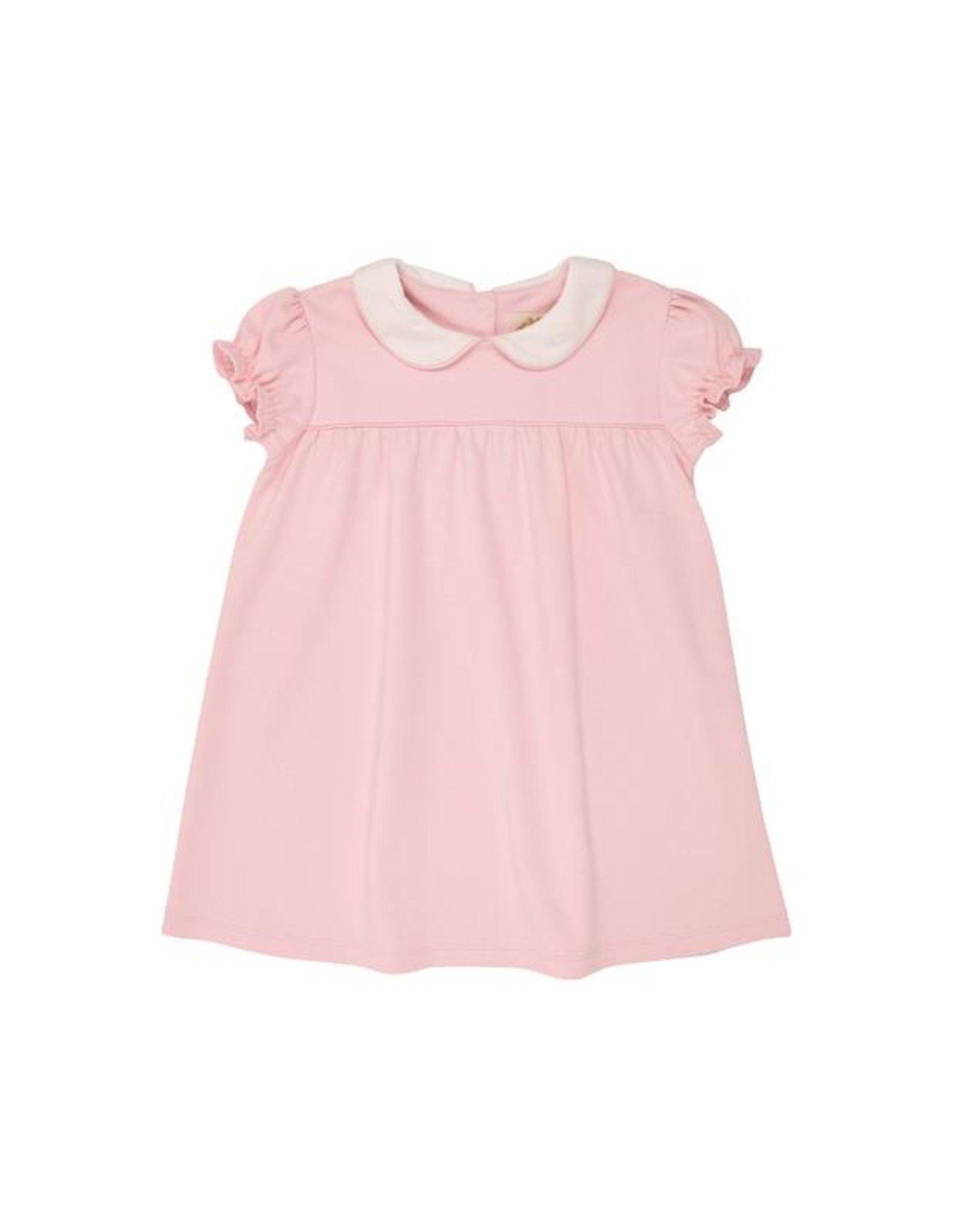 The Beaufort Bonnet Company Holly Day Pima Dress, Palm Beach Pink
