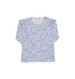 The Beaufort Bonnet Company Penny's Play Shirt LS, Mableton Minnie Floral