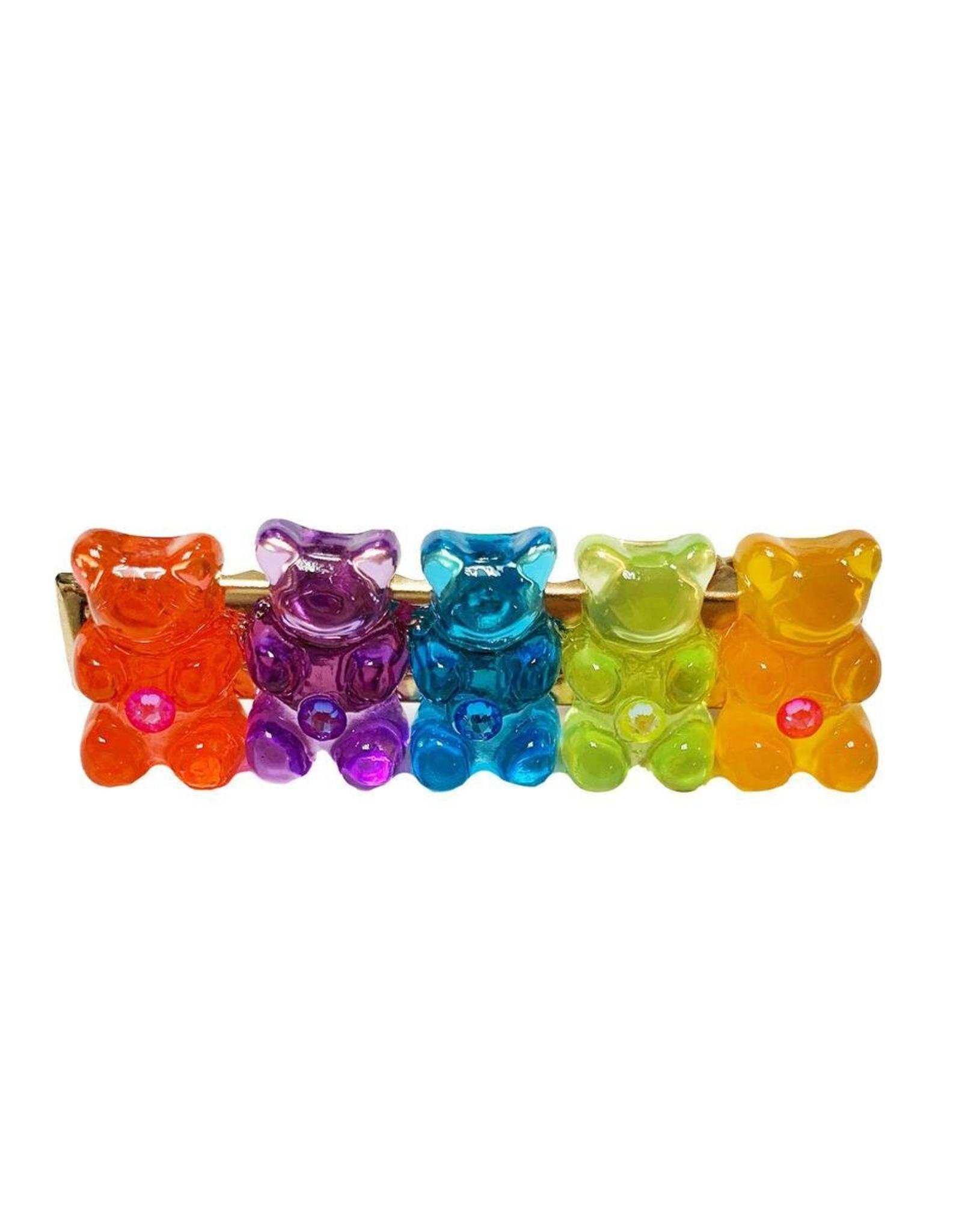 Bari Lynn Gummy Bear Hair Clip