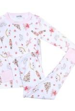 Magnolia Baby Nutcracker Dreams 2-Piece PJs