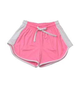 SET Annie Short - Pink with White Sides