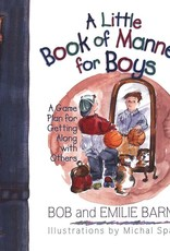 Harvest House A Little Book Of Manners For Boys