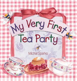 Harvest House My Very First Tea Party Book