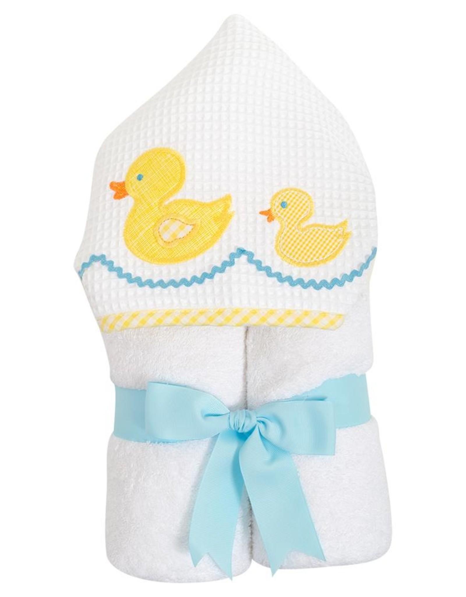 3 Marthas Every Kid Towel Yellow Duck