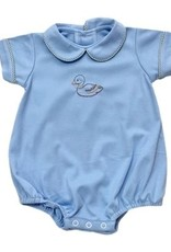 Baby Sen Blue Duck Boy Bubble