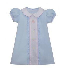 Remember Nguyen Blue Birthday Dress